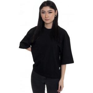 アーバンクラシックス Urban Classics レディース Tシャツ トップス - Organic Oversized Black - T-Shirt black fermart-hobby