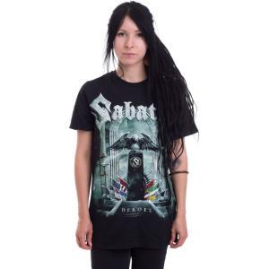 サバトン Sabaton レディース Tシャツ トップス Heroes T-Shirt black|fermart-hobby