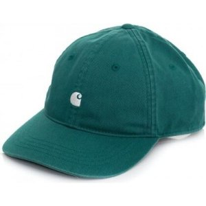 カーハート Carhartt WIP ユニセックス キャップ 帽子 - Madison Logo Twill Hydro/Wax - Cap green|fermart-hobby