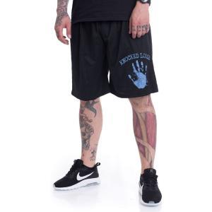 ノックド ルーズ Knocked Loose メンズ ショートパンツ ボトムス・パンツ Hand Zip Shorts black|fermart-hobby