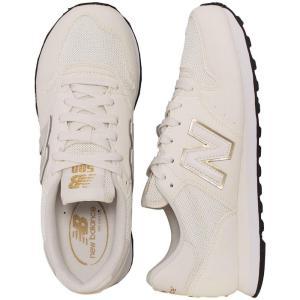 ニューバランス New Balance レディース スニーカー シューズ・靴 GW500 B White/Gold Girl Shoes white|fermart-hobby