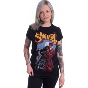インペリコン Impericon レディース Tシャツ トップス - Advancing Pied Piper - T-Shirt black|fermart-hobby