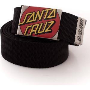 サンタクルーズ Santa Cruz ユニセックス ベルト - Crop Dot Black - Belt black|fermart-hobby
