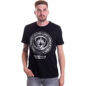 インペリコン Impericon メンズ Tシャツ トップス - Guardians Emblem - T-Shirt black|fermart-hobby