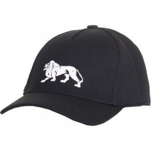 ロンズデール Lonsdale ユニセックス キャップ 帽子 - Tean Black - Cap black|fermart-hobby