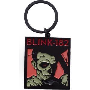 ブリンク 182 Blink 182 ユニセックス キーホルダー Skullafornia Keychain black|fermart-hobby