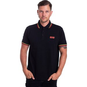 インペリコン Impericon メンズ ポロシャツ トップス - Classic Logo - Polo black|fermart-hobby