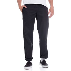 ディッキーズ Dickies メンズ ボトムス・パンツ Slim Straight Work 873 Rinsed Black Pants black|fermart-hobby