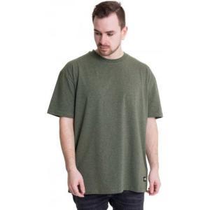 アーバンクラシックス Urban Classics メンズ Tシャツ トップス - Oversize Melange Darkgreen Melange - T-Shirt green fermart-hobby