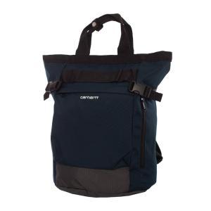 カーハート Carhartt WIP ユニセックス バックパック・リュック バッグ - Payton Carrier Duck Blue/Blacksmith/White - Backpack blue|fermart-hobby