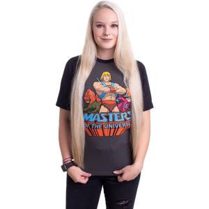 インペリコン Impericon レディース Tシャツ ラグラン トップス - Characters Raglan Multicolor - T-Shirt multicolored|fermart-hobby