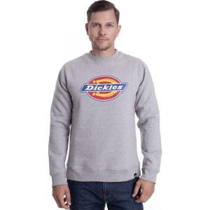 ディッキーズ Dickies メンズ スウェット・トレーナー トップス - Pittsburgh Grey Melange - Sweater grey fermart-hobby