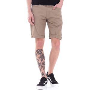 カーハート Carhartt WIP メンズ ショートパンツ ボトムス・パンツ - Swell Witchita Leather Rinsed - Shorts beige|fermart-hobby