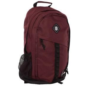 エレメント Element ユニセックス バックパック・リュック バッグ Cypress Napa Red Backpack burgundy|fermart-hobby