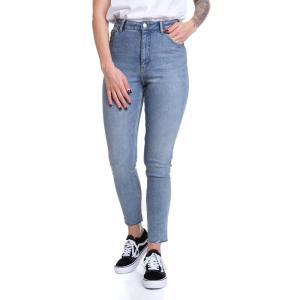 チープマンデー Cheap Monday レディース ジーンズ・デニム ボトムス・パンツ Donna Never Blue Jeans blue|fermart-hobby
