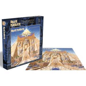 アイアン メイデン Iron Maiden ゲーム・パズル Powerslave Jigsaw Puzzle multicolored|fermart-hobby