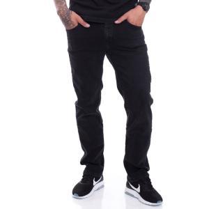 アイアン ネイル Ironnail メンズ ジーンズ・デニム ボトムス・パンツ Bishop Straight Jeans black|fermart-hobby