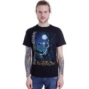 インペリコン Impericon メンズ Tシャツ トップス - Fear Of The Dark Tree Sprite - T-Shirt black|fermart-hobby