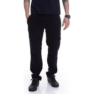 アーバンクラシックス Urban Classics メンズ スウェット・ジャージ ボトムス・パンツ - Polar Fleece Black - Sweat Pants black fermart-hobby