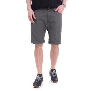 カーハート Carhartt WIP メンズ ショートパンツ ボトムス・パンツ Swell Witchita Air Force Grey Rinsed Shorts grey|fermart-hobby