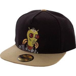インペリコン Impericon ユニセックス キャップ 帽子 - Krombopulos - Cap multicolored fermart-hobby