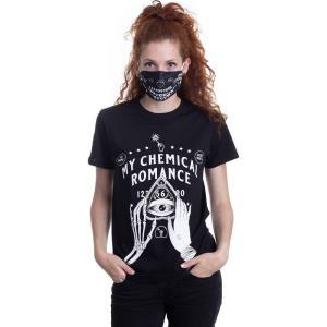 インペリコン Impericon レディース Tシャツ トップス - Pyramid - T-Shirt black|fermart-hobby