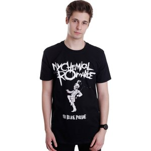 インペリコン Impericon メンズ Tシャツ トップス - Black Parade Cover - T-Shirt black|fermart-hobby