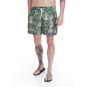 ウィモト Wemoto メンズ 海パン 水着・ビーチウェア Needs Olive Board Shorts green|fermart-hobby