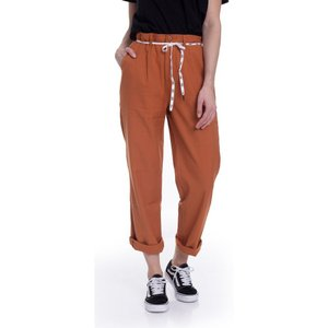 ヴァンズ Vans レディース ボトムス・パンツ - Shoe Lace Pant Adobe - Pants brown|fermart-hobby