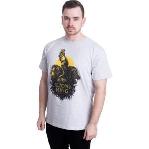 インペリコン Impericon メンズ Tシャツ トップス - Circle Of Life Heather Grey - T-Shirt grey|fermart-hobby