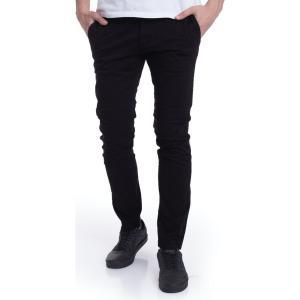 ドクターデニム Dr. Denim メンズ ジーンズ・デニム ボトムス・パンツ - Clark Chino Black - Jeans black|fermart-hobby