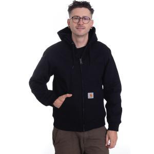 カーハート Carhartt WIP メンズ ジャケット アウター - Active Rigid Black - Jacket black|fermart-hobby
