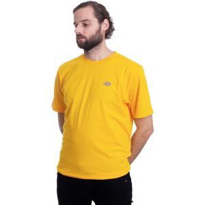 ディッキーズ Dickies メンズ Tシャツ トップス - Stockdale Spectra Yello - T-Shirt fermart-hobby