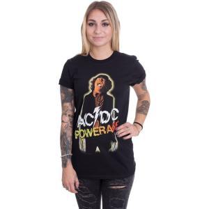 インペリコン Impericon レディース Tシャツ トップス - Powerage - T-Shirt black|fermart-hobby