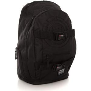 エレメント Element ユニセックス バックパック・リュック バッグ Mohave All Black Backpack black|fermart-hobby