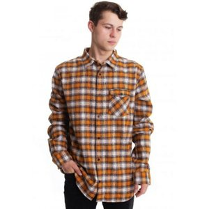ディーシー DC メンズ シャツ トップス - Martha Sudan Brown - Shirt brown|fermart-hobby