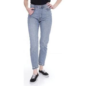 ドクターデニム Dr. Denim レディース ジーンズ・デニム ボトムス・パンツ - Nora Blue Jay Worn Hem - Jeans blue|fermart-hobby