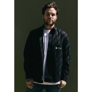 カーハート Carhartt WIP メンズ シャツ トップス - Coleman L/S Black/Wax - Shirt black|fermart-hobby