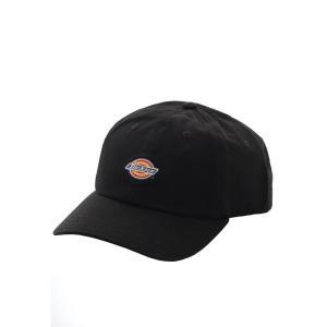 ディッキーズ Dickies ユニセックス キャップ 帽子 - 6 Panel Logo Black - Cap black fermart-hobby