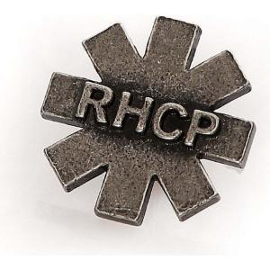 レッド ホット チリ ペッパーズ Red Hot Chili Peppers ユニセックス ブローチ ジュエリー・アクセサリー Asterisk Star Pin grey|fermart-hobby