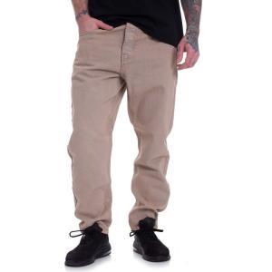 カーハート Carhartt WIP メンズ ジーンズ・デニム ボトムス・パンツ - Newel Maitland Blue Sand Bleached - Jeans beige|fermart-hobby