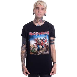 インペリコン Impericon メンズ Tシャツ トップス - Trooper - T-Shirt black|fermart-hobby