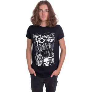 インペリコン Impericon メンズ Tシャツ トップス - Dead Parade - T-Shirt black|fermart-hobby