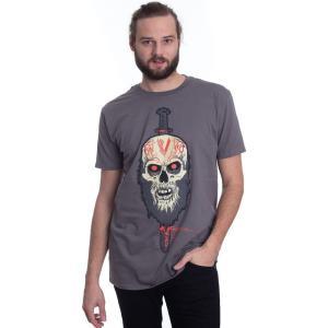 インペリコン Impericon メンズ Tシャツ トップス - Berserker - T-Shirt black|fermart-hobby