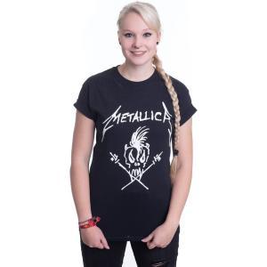 インペリコン Impericon レディース Tシャツ トップス - Original Scary Guy - T-Shirt black|fermart-hobby