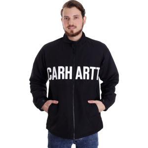 カーハート Carhartt WIP メンズ ジャケット アウター - Shore Black/Black/White - Jacket black|fermart-hobby