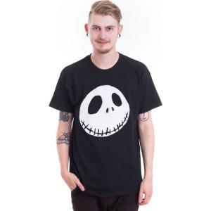 インペリコン Impericon メンズ Tシャツ トップス - Cracked Face - T-Shirt black|fermart-hobby
