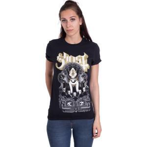 インペリコン Impericon レディース Tシャツ トップス - Wegner - T-Shirt black|fermart-hobby