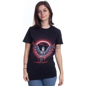 インペリコン Impericon レディース Tシャツ トップス - Rise Of The Phoenix - T-Shirt black fermart-hobby