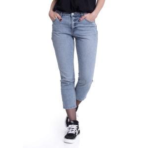 チープマンデー Cheap Monday レディース ジーンズ・デニム ボトムス・パンツ Revive Washed Blue Jeans blue|fermart-hobby